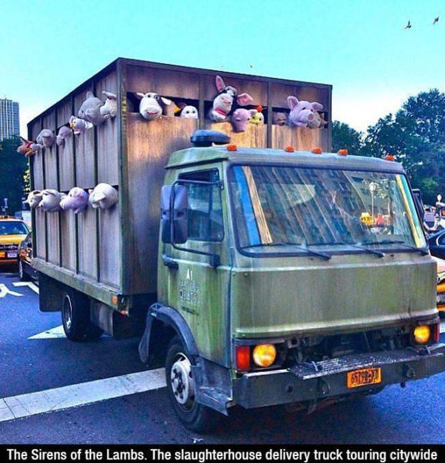 Banksy w Nowym Jorku 1