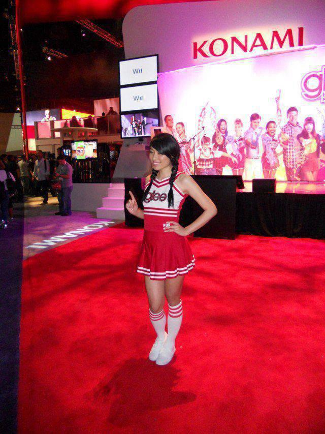 Hostessy z E3 2011 21