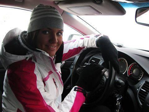 Dziewczyny i samochody #2 15