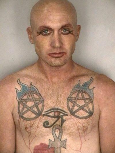 Tatuaże przestępców 15