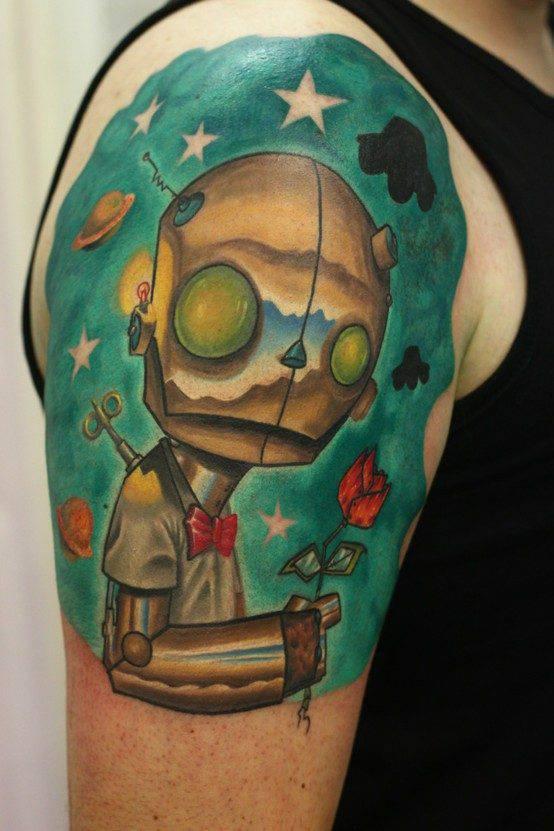 Świetne tatuaże 17
