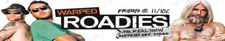 Warped Roadies S02E01 720p HDTV x264-YesTV