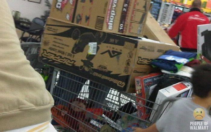 Najgorsi rodzice kupują w WalMart 7