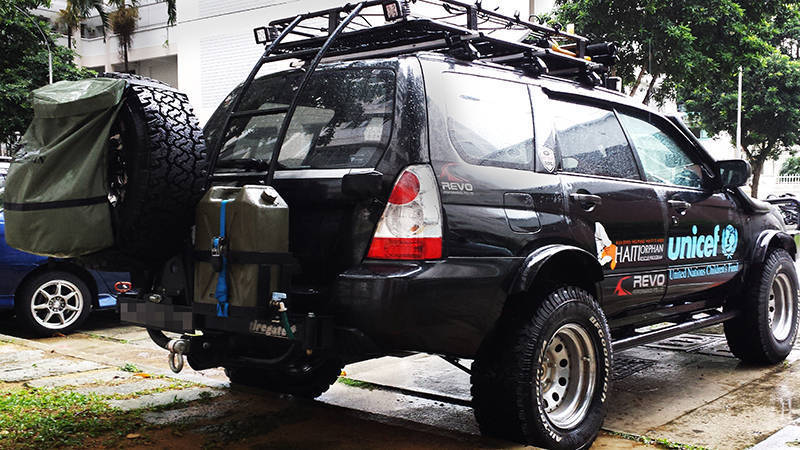winch on forester subaru forester owners forum. Black Bedroom Furniture Sets. Home Design Ideas