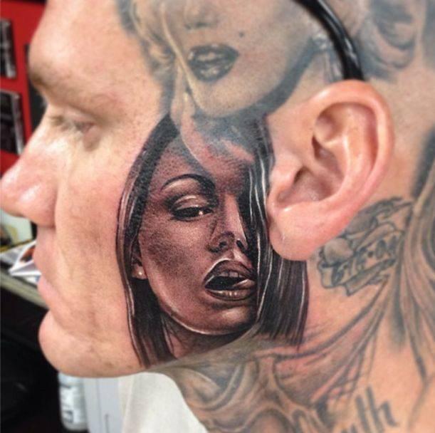 Realistyczne tatuaże #3 32