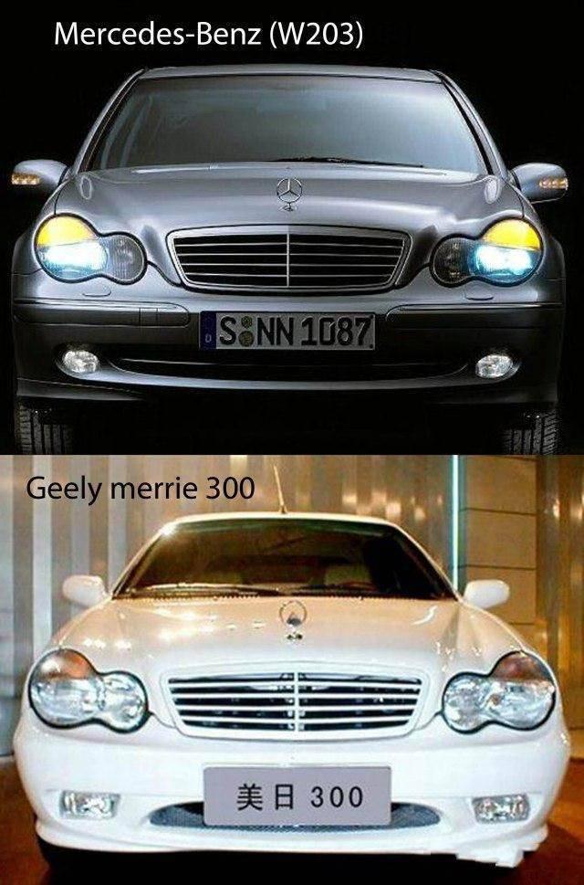 Podejrzanie podobne samochody 20