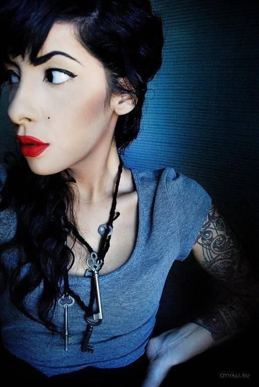 Dziewczyny i tatuaże 21