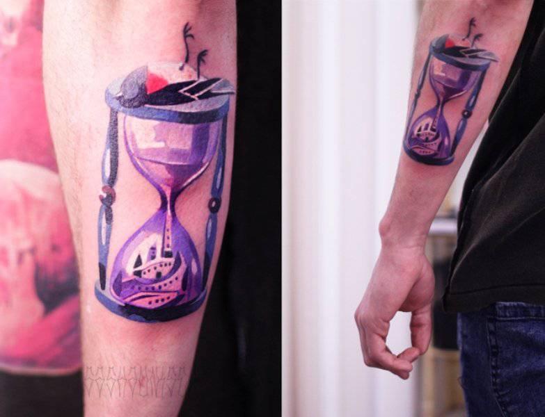 Świetne tatuaże - Sasha Unisex 2