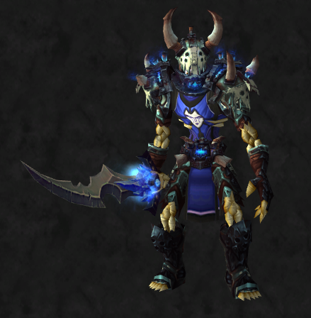 The Death Knight transmog thread! - Page 150