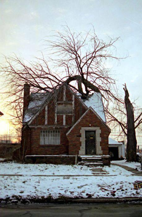 Opuszczone Detroit 45