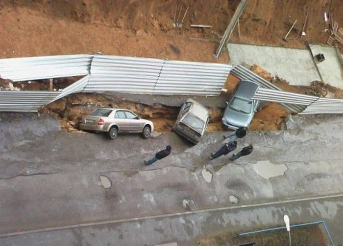 Nietypowe wypadki samochodowe #2 12