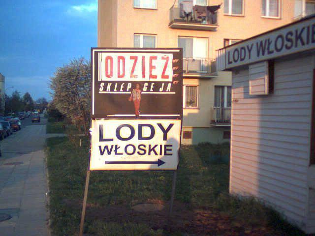 Znaki drogowe i tablice informacyjne 17