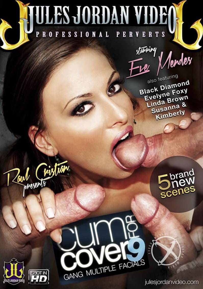 Cum For Cover 9 (2013) [DVDRip]