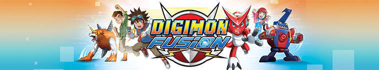 Digimon Fusion S01E20 Train of Terror DSR x264-W4F
