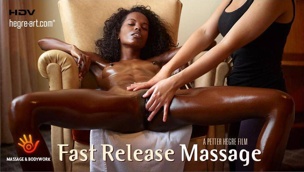 Valerie - Fast Release Massage (2011) [FullHD 1080p]