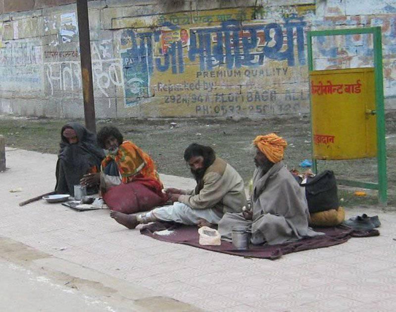Indyjskie slumsy 25