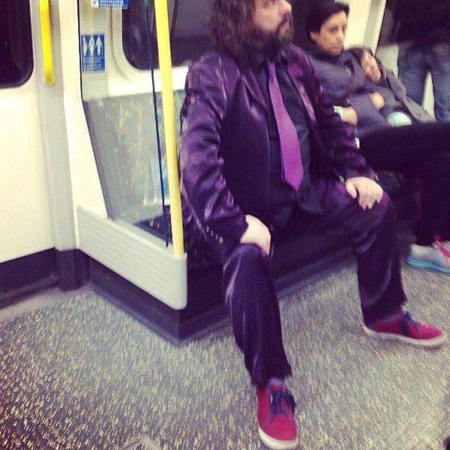 Najdziwniejsi pasażerowie metra 25