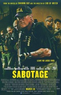 Sabotage 2014 CAM NEWSOURCE XVID-VAiN