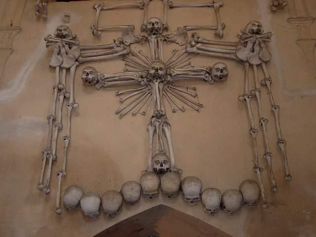 Kaplica Czaszek w Kutnej Horze 32