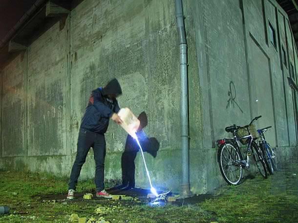 Świetlne graffiti 12
