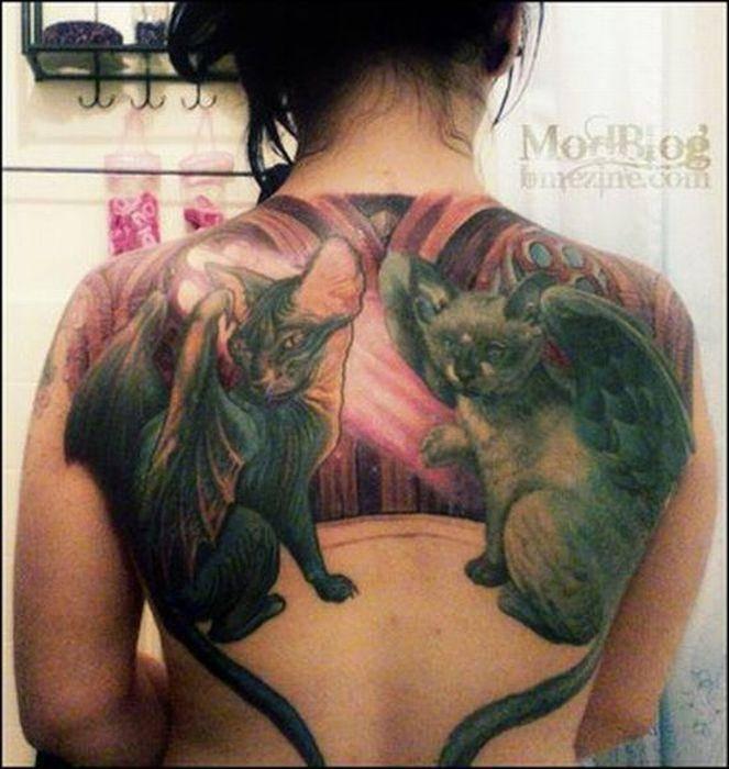 Szalone tatuaże #2 38