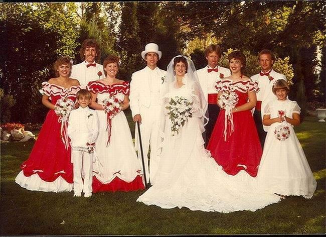 Najdziwniejsze śluby 13