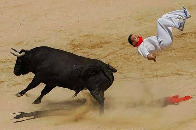 Hiszpańska Corrida 8