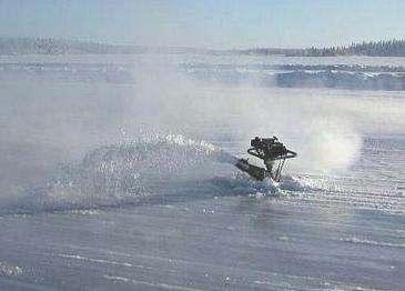 Kanadyjskie drogi lodowe 36