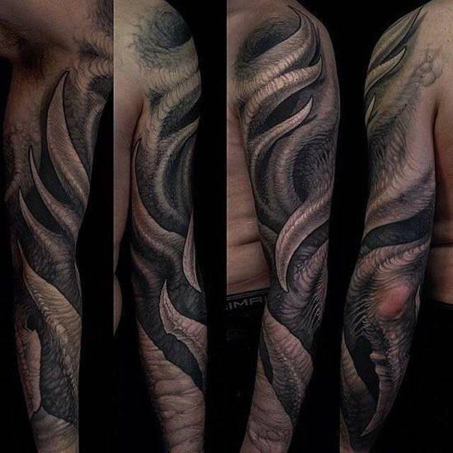 Odważne tatuaże #5 2