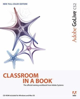 [E-Book]Adobe GoLive CS2 Classroom in a Book