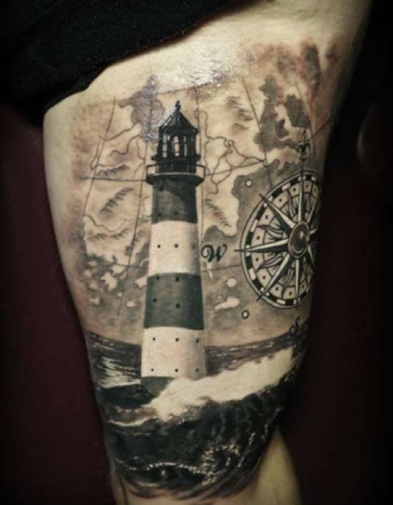 Świetne tatuaże #5 30