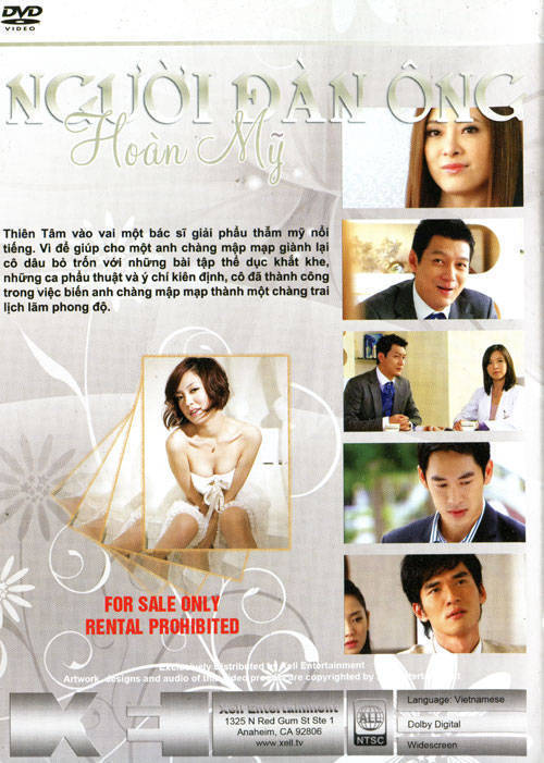 Người Đàn Ông Hoàn Hảo ( TAIWAN - TTV ) 20 Tập USLT