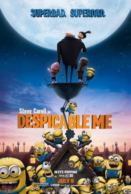 Despicable Me 2010 720p BluRay DD5.1 x264-EbP
