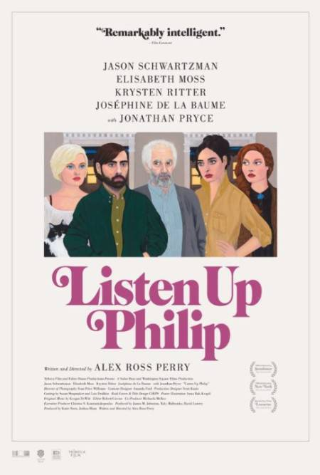 Listen Up Philip 2014 HDRip XviD AC3-EVO