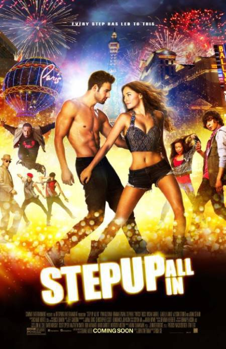 Step Up All In 2014 720p BluRay x264-SPARKS