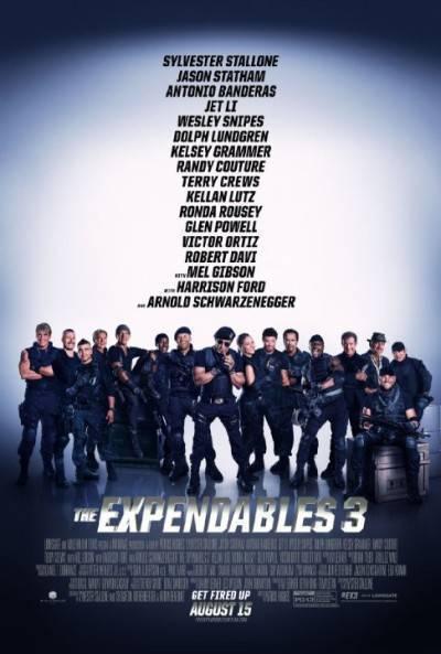 The Expendables 3 2014 1080p Bluray x264-EVO