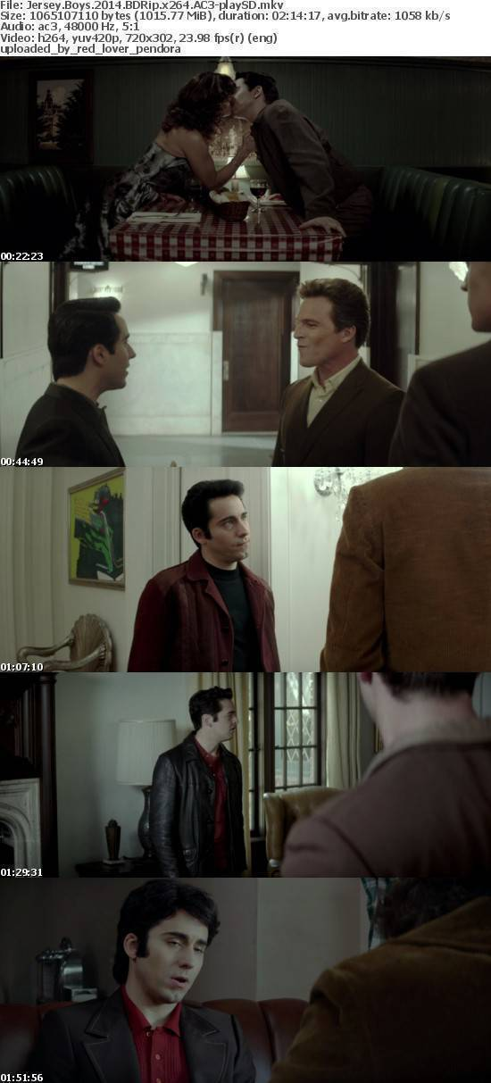 Jersey Boys 2014 BDRip x264 AC3-playSD