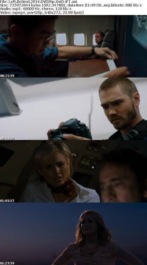 Left Behind 2014 DVDRip XviD-iFT