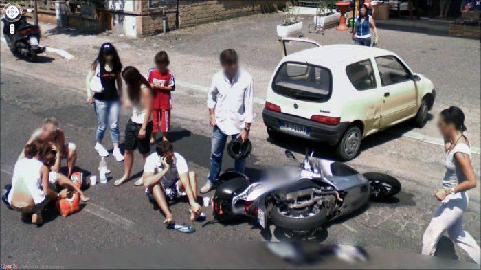 Najdziwniejsze zdjęcia z Google Street View #2 66