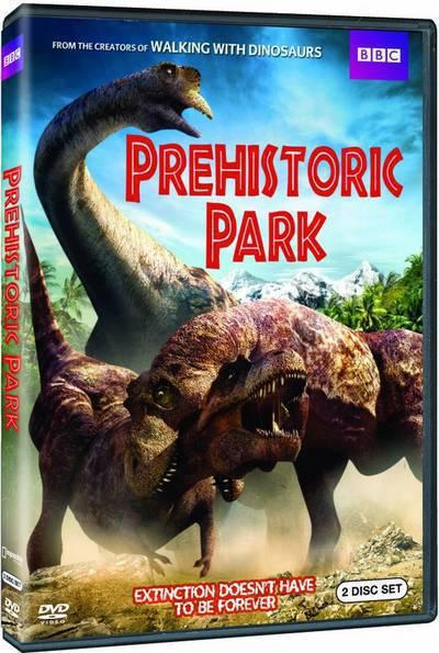 BBC - Prehistoric Park (2006) COMPLETE WS DVDRip XviD-PwN