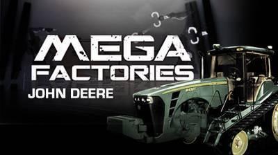 National Geographic - Megafactories S01E06 John Deere (2007) HDTV XviD-OTV