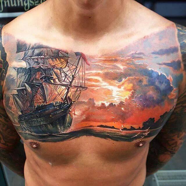 Świetne tatuaże #6 2