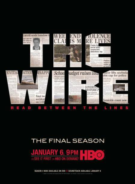 The Wire S03E10 HDTV XviD-AFG