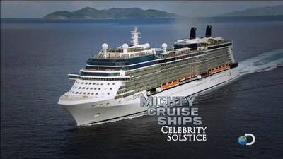 Discovery Channel - Mighty Cruise Ships: Series 1 4of6 Celebrity Solstice (2014) 720p HDTV x264 AAC-MVGroup