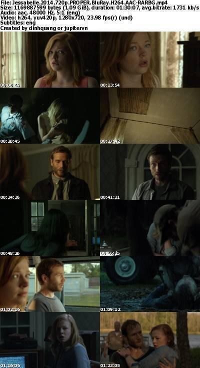 Jessabelle (2014) 720p PROPER BluRay H264 AAC-RARBG