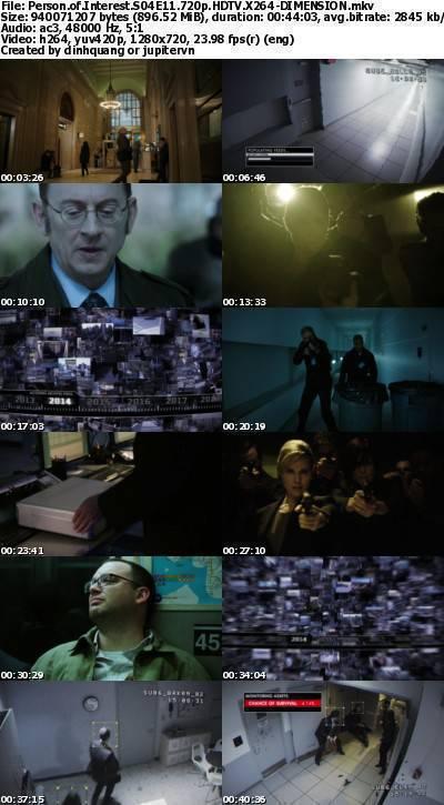 Person of Interest S04E11 720p HDTV X264-DIMENSION