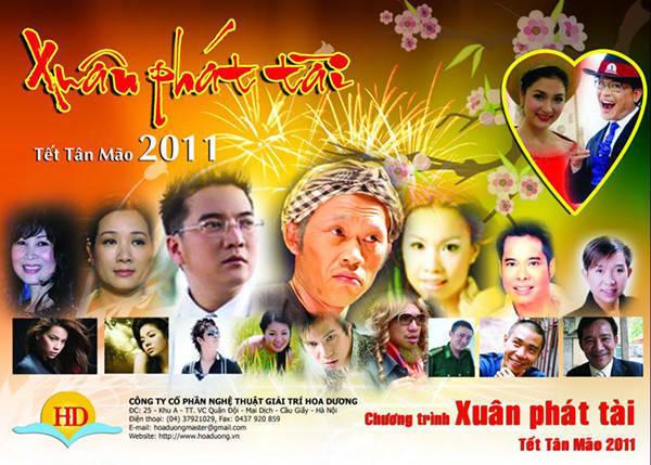 Xuân Phát Tài 1 - Tết Tân Mão 2011
