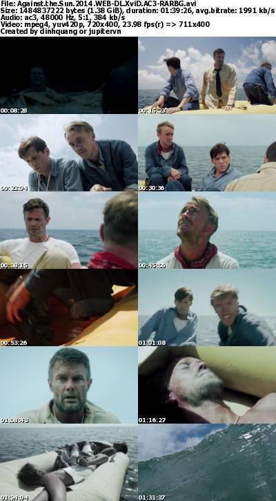 Against the Sun (2014) WEB-DL XviD AC3-RARBG