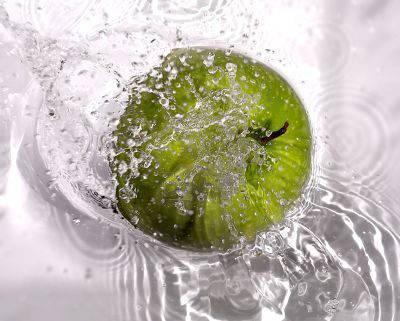 Owoce w wodzie :) 11