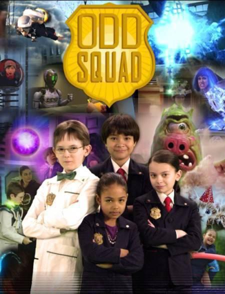 Odd Squad S01E02 720p HDTV x264-W4F